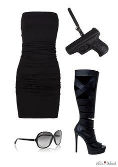 james bond girl tenue de f te fashion pinterest james bond girls. Black Bedroom Furniture Sets. Home Design Ideas