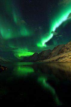 Aurora:Feb.27, 2016: Troms, Norway