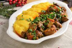 Tocanita de porc la Crock-Pot L Digital - Retete culinare by Teo's Kitchen Carne, Crockpot, Beef, Cooking, Ethnic Recipes, Kitchen, Pork, Meat, Crock Pot