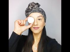 Crema casera para el contorno de ojos (remedio potente y comprobado) - YouTube