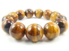 BA2915 Yellow Tigers Eye Natural Crystal Stretch Bracelet - See more at: http://waggashop.com/wagga-shop-ba2915-yellow-tigers-eye-natural-crystal-stretch-bracelet