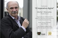 Conferencia de Michael Wieviorka