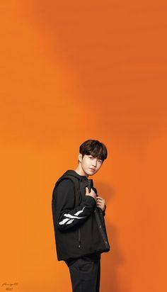 Wanna One Kim Jaehwan X Reebok Wallpaper