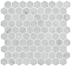 Signet 3cm Hexagon Mosaic — Products | Waterworks