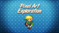 Let's look at 6 pixel art tips I learned while exploring pixel art, using the programs Aseprite: http://aseprite.org and Photoshop. Do you want to become a b...