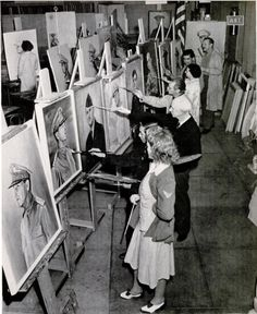 American Painting Factory where artists were hired by the http://ift.tt/1EgADBg