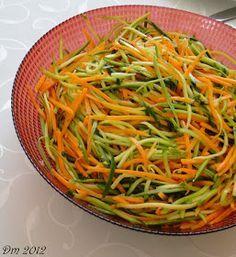 Duru Mutfak - Pratik Resimli Yemek Tarifleri: Jülyen Salata Ramazan Özel 22. Gün
