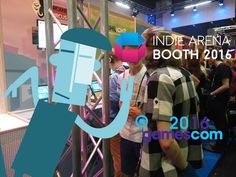 Arcane Circus at the Indie Arena - GamesCom 2016