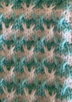 Knitting and Crochet Baby Knitting Patterns, Knitting Stiches, Easy Knitting, Knitting Socks, Knitting Designs, Crochet Stitches, Stitch Patterns, Diy Crafts Knitting, Knitting Projects