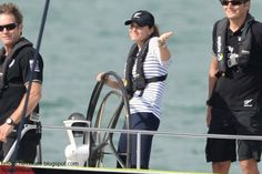 The Duchess of Cambridge shrugs apparently at her husband after she and the crew defeated his crew twice Baby George, Duchess Of Cambridge, Husband, Posts, Messages