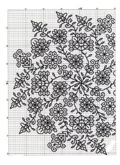 this would make a stunning blackwork piece