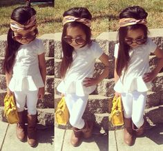 How I will dress my daughter in the future if I have one ♡