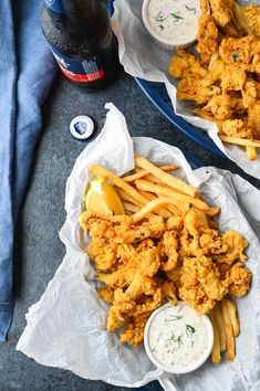 Clam Recipes, Chowder Recipes, Seafood Recipes, Dinner Recipes, Fried Clams, Fried Fish, Clam Fritters Recipe, Lobster Roll Recipes, Recipes