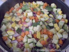 Vegan Mondays- Vegetable Ratatouille #Vegan Monday