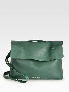 Marc by Marc Jacobs - Werdie Boy Portfolio Bag.  $448 Sax Fifth Avenue.  Why was I born with champagne taste but only a beer budget?