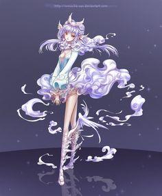 Commission: Isobel by omocha-san.deviantart.com on @deviantART
