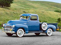 love old trucks!