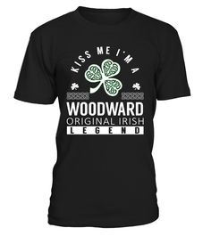 WOODWARD Original Irish Legend