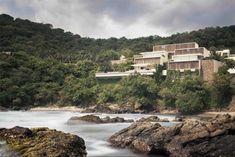finestre villas with romantic beach located in mexico