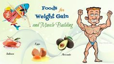 The article shows 22 best healthy foods for weight gain and muscle building. Consume these foods & transform body immediately! - Page 2 Muscle Building Meal Plan, Muscle Building Workouts, Weight Gain Meals, Healthy Weight Gain, Bodybuilding Diet, Bodybuilding Training, Muscle Food, Muscle Fitness, Men's Fitness