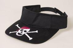 Piraten-Cap - schnell und einfach bemalt und kommt immer an