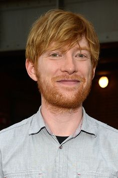 "domhnalllove: "" Domhnall Gleeson attends The Wizarding World of Harry Potter Diagon Alley Grand Opening at Universal Orlando on June 18, 2014 in Orlando, Florida. """