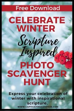 A simple FREE photo scavenger hunt lesson plan for adding a fun, scripture-inspired activity to your homeschool day. A perfect winter homeschool activity. Visit Switzerland, Visit Germany, Steam Activities, Outdoor Activities, Travel With Kids, Family Travel, Middle School, High School, Visit Slovenia