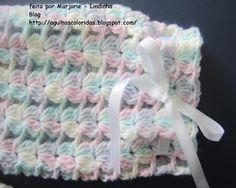 Agulhas Coloridas Croche e Trico: PAP do Casaquinho de bebe croche-26