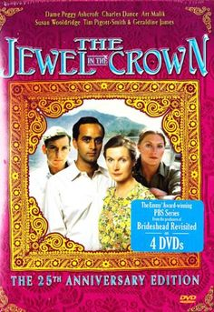 Amazon.com: The Jewel in the Crown (25th Anniversary Edition): Peggy Ashcroft, Charles Dance, Art Malik: Movies & TV