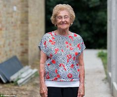Minnie Solomons has been teaching keep fit classes for 50 years and shows no sign of slowing down even after having a hip operation