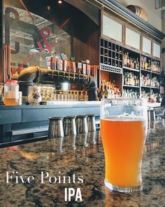 It's happy hour time @theravenouspig One of my favorite places to drink #craftbeer Was biking around Winter Park yesterday and nothing like my favorite local #ipa to quench a thirst. The name of the #beer comes from the intersection near the eateryHappy Hour daily from 3-6 y'all. $3 for some #deliciousbeer
