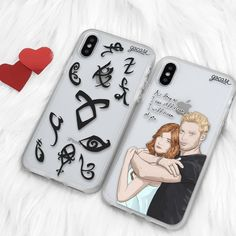 Sunday night is for Shadowhunters marathon, who´s with me? Mortal Instruments Wallpaper, Mortal Instruments Runes, Shadowhunters The Mortal Instruments, Malec Shadowhunters, Clace, Bookmarks Diy Kids, Clary E Jace, Pretty Little Lairs, Custom Iphone Cases