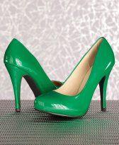Pantofi Spelbound Green la Pret Atractiv - Pantofi