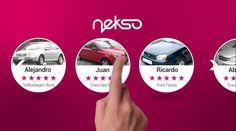 Conductores independientes ahora en Nekso