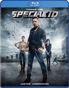 Special ID Blu-ray (Hyb) LiveAction