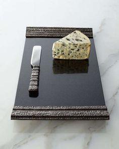 H6FZN Michael Aram Gotham Cheese Board