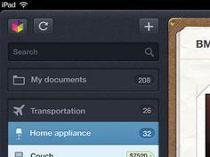 Getbelongings ipad app
