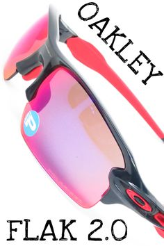 Oakley OO9295-08 Flak 2.0 Black Ink with Polarized OO Red Iridium lenses. Mens Sunglasses