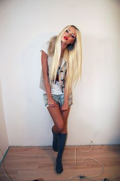 alena shishkova- inspiration for dieting haha