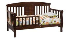 DaVinci Elizabeth II Covertible Toddler Bed in Espresso