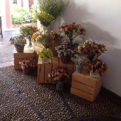 #bienvenidaboda  #bodas by @areagourmet. Eventos diseñados. Flores. Flowers.