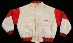 Vintage Swingster Dunlop Tires Jacket
