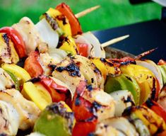 You'd never guess these savory kebabs for the renal diet are low sodium and low potassium. This tasty kidney friendly recipe is simple and delicious! Low Potassium Recipes, Low Sodium Recipes, Diet Recipes, Diabetes Recipes, Diet Tips, Easy Recipes, Chicken Diet Recipe, Chicken Recipes, Kidney Friendly Foods