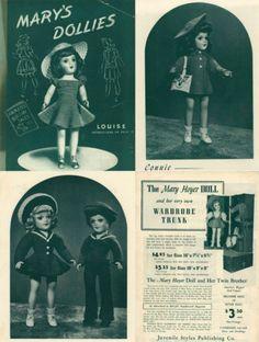 Marys-Dollies-Vol-14-Crochet-Knitting-Pattern-1951-Mary-Hoyer-Skating-14-Doll
