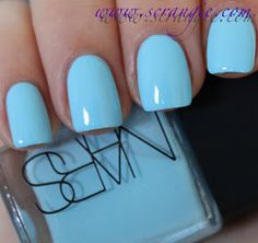 Scrangie: Thakoon for NARS Limited Edition Nail Collection for Summer 2012 Swatches and Review