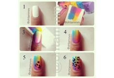 Want my nails like this!