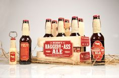 Student Spotlight: Norm's Ragedy-Ass Ale via: The Dieline Beer Label Design, Beer Packaging, Packaging Design Inspiration, The Duff, Ale, Student, Cool Stuff, Virginia Tech, Package Design