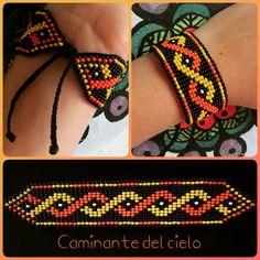 Bead Loom Patterns, Bracelet Patterns, Alpha Patterns, Loom Beading, Seed Beads, Edwin, Bracelets, Reggae, Jewelry