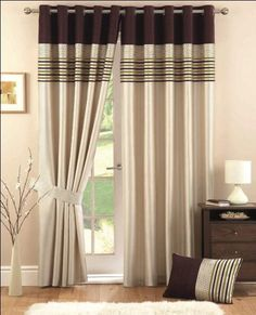 Amazing 2013 Contemporary Bedroom Curtains Designs Ideas