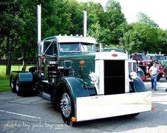 Big Rig Trucks, Dump Trucks, Cool Trucks, Antique Trucks, Vintage Trucks, Custom Big Rigs, Custom Trucks, Detroit Diesel, Train Truck